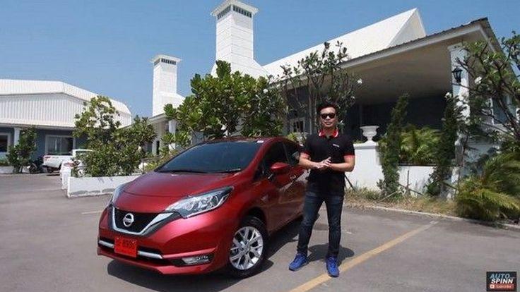 [TEST DRIVE] ละเอียดทุกแง่มุม กับวีดีโอทดสอบขับ Nissan Note แฮทช์แบ็กอ็อปชั่นแน่น