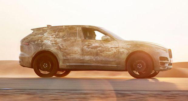 วีดีโอทีเซอร์มาแล้ว Jaguar F-Pace สร้างมาตรฐานใหม่เซกเมนท์ครอสโอเวอร์