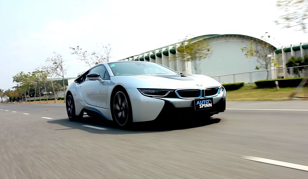 [Video Teaser Test Drive]  BMW i8 ชมทีเซอร์บทพิสูจน์สมรรถนะปลั๊กอินไฮบริด