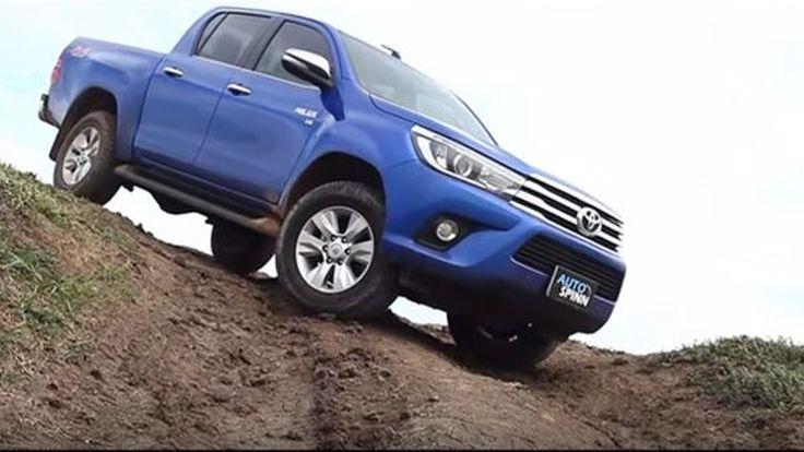 ชมกันเลย วีดีโอทีเซอร์ Toyota Hilux Revo ใหม่ นับถอยหลังเปิดตัวสัปดาห์หน้า