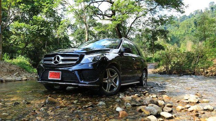 [Video Test] 2016 Mercedes-Benz GLE500e 4MATIC รุ่นใหญ่มีไฟฟ้า ลุยได้ทุกที่...
