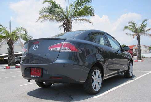 Video Test Drive: Mazda 2 Sedan Maxx Sports ซูม ซูม ไปกลับ กรุงเทพฯ-หัวหิน