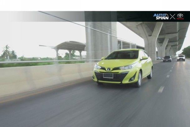New Toyota Yaris Hatchback รุ่นปรับใหม่ เก็บเสียงดี สมรรถนะเยี่ยม น่าใช้มากขึ้น