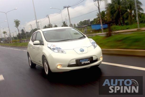 [VDO Test] ลองขับ Nissan Leaf รถยนต์ไฟฟ้าสมรรถนะไม่ธรรมดา ที่สุดแสนจะเป็นมิตรกับโลกของเรา