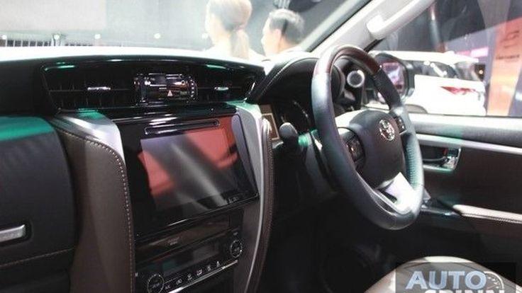 [Video] ชมกันเต็มตา บรรยากาศงานเปิดตัวโตโยต้า ฟอร์จูนเนอร์ นิยามใหม่รถพีพีวี