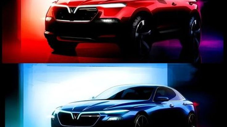 Vinfast ค่ายรถน้องใหม่จากเวียดนาม เตรียมอวดรถจาก Pininfarina ในงาน Paris Auto Show