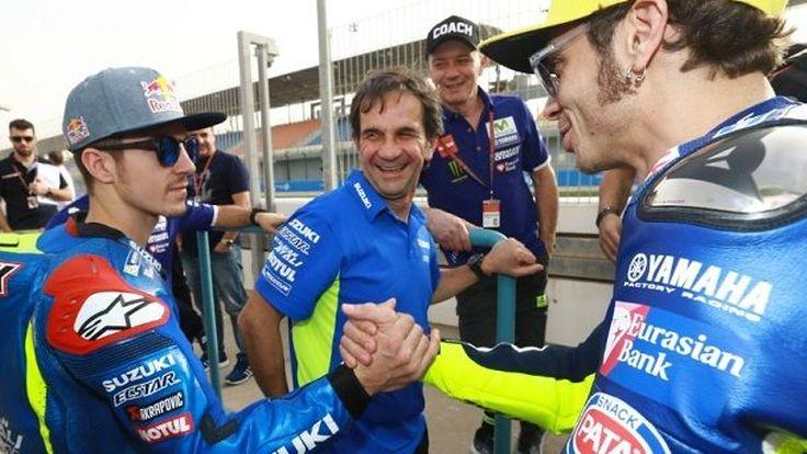 Viñales โดดควบ Yamaha M1 ส่วน Dani Pedrosa นั้นร่วมหอ Repsol Honda อีกสองปี