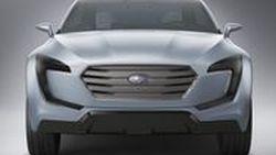 Subaru เตรียมถ่ายทอดหน้าตารถต้นแบบ Viziv สู่รถโปรดักชั่นทุกรุ่น