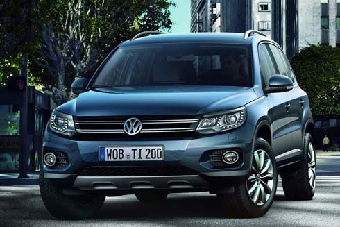 Volkswagen เผยโฉม Tiguan รุ่นปี 2012 พร้อมเปิดการขายทันที หลังกระแสมาแรงเกินคาด