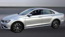 """หลุด! Volkswagen """"New Midsize Coupe"""" โฉมโปรดักชั่น สไตล์รุ่นต้นแบบเป๊ะ"""