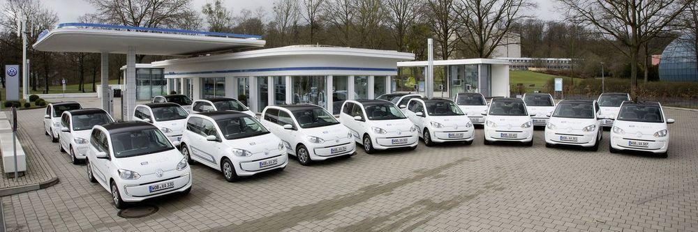 Volkswagen จะติดตั้งสถานีชาร์จไฟฟ้ากว่า 2,000 สถานีในอเมริกากลางเดือนปี 2019