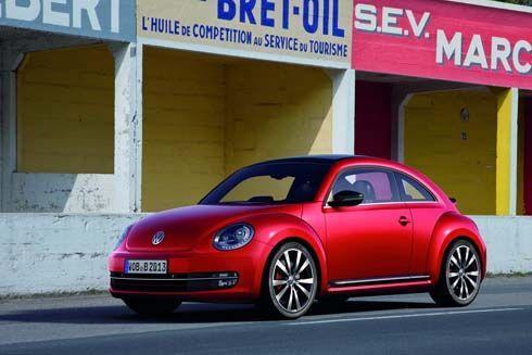 เผยโฉม All-New Volkswagen Beetle รุ่นปี 2012 พร้อมสเปคอย่างเป็นทางการ