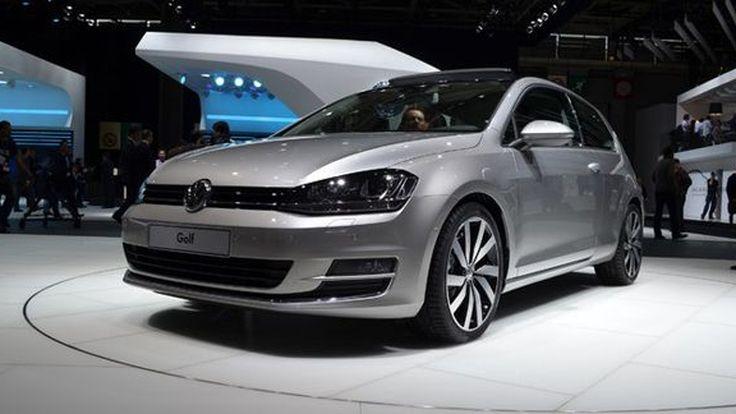 Volkswagen E-Golf รถคอมแพกต์พลังงานไฟฟ้า จ่อเปิดตัวกลางปีหน้า