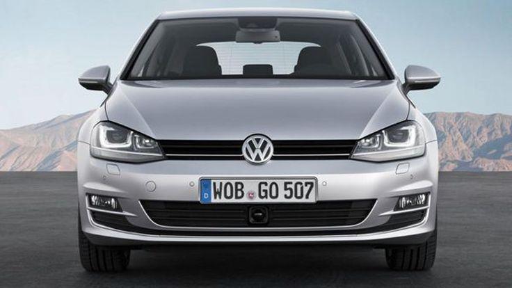 Volkswagen Golf รุ่นปี 2013 เผยโฉมอย่างเป็นทางการที่ New National Gallery