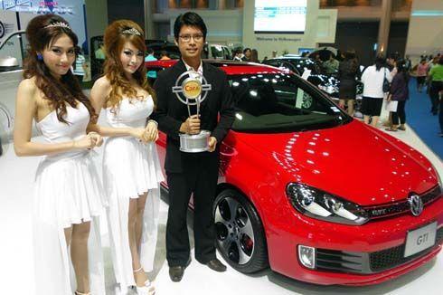 Volkswagen Golf GTI แชมป์ 3 สมัยรางวัล Best Sport Hatchback ที่งานมอเตอร์โชว์