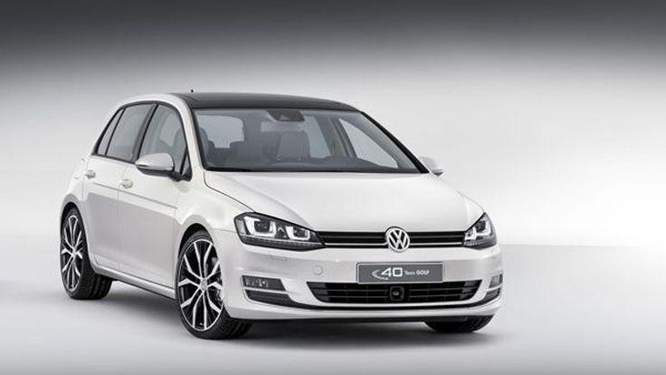 ข้อมูลแรก 2019 Volkswagen Golf เจนเนอเรชั่นใหม่อยู่ระหว่างการพัฒนาแล้ว
