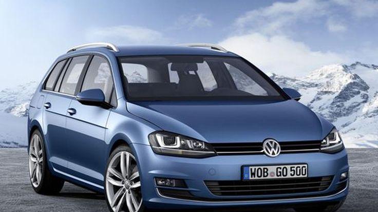 Volkswagen เตรียมเปิดตัว Golf Variant 4Motion อัพเกรดสมรรถนะด้วยระบบขับเคลื่อนสี่ล้อ