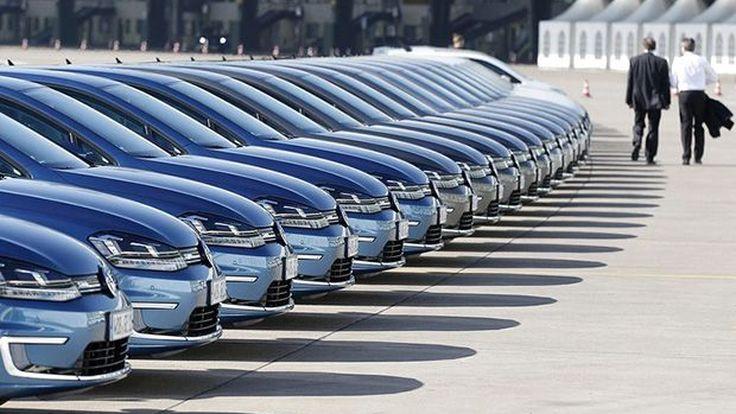 Volkswagen Group แซง GM ขึ้นเป็นอันดับหนึ่งผู้นำยอดขายในจีน