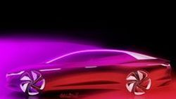 Volkswagen ส่งทีเซอร์ ID Vizzion รถไฟฟ้าต้นแบบขับขี่อัตโนมัติ ปราศจากพวงมาลัย