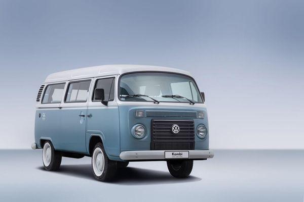 Volkswagen Kombi Last Edition แวนคลาสสิกรุ่นสุดท้ายก่อนปิดฉากสายการผลิต