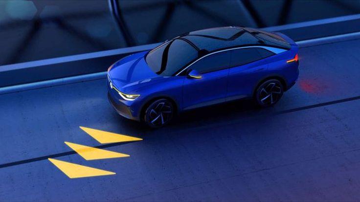 เล่นใหญ่ไฟกระพริบ กับไฟหน้าหลังแบบอินเตอร์แอคทีฟจาก Volkswagen ล่าสุด