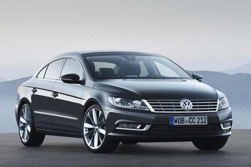 เผยโฉม Volkswagen Passat CC รุ่นปี 2012 ก่อนเปิดตัวที่งาน 2011 LA Auto Show