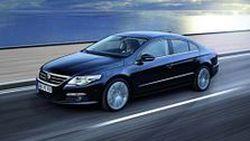 Volkswagen Passat CC Exclusive ซีดานหรูรุ่นพิเศษ 2 สีใหม่ ดำและน้ำเงิน ตกแต่งภายในสไตล์ทูโทน