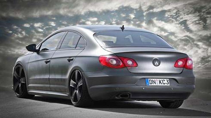 KBR Motorsport อวดรถแต่ง Volkswagen Passat CC แบบนี้ต้องจ่าย 1.1 หมื่นยูโร