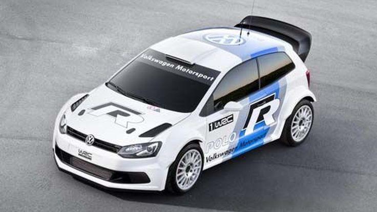 เผยโฉม Volkswagen Polo R WRC ปี 2013 รถแข่งตัวใหม่ เสริมเขี้ยวเล็บเต็มอัตราศึก