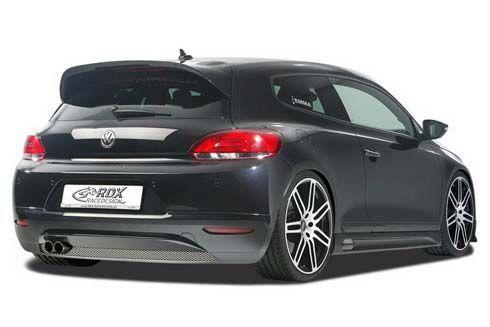 Volkswagen Scirocco แต่งด้วยบอดี้คิททำด้วยเทอร์โมพลาสติก PU-ABS จาก RDX Racedesign