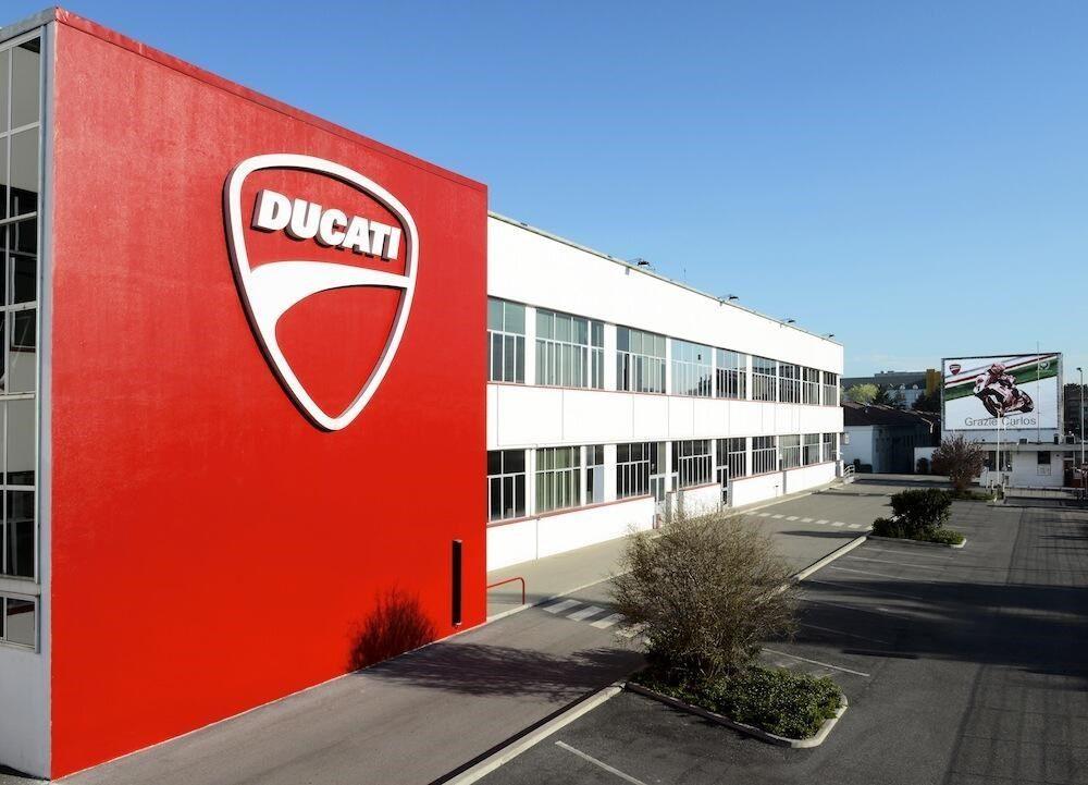 VolkSwagen เริ่มติดต่อผู้เข้าประมูลซื้อ Ducati