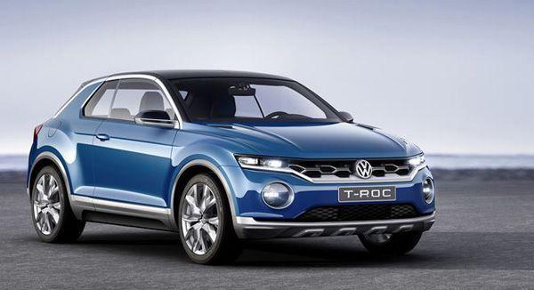 Volkswagen T-Roc Concept อาจขึ้นสายการผลิตเป็นครอสโอเวอร์สามประตู