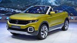 คอนเฟิร์ม Volkswagen T-Roc Convertible ขึ้นสายการผลิตปี 2020