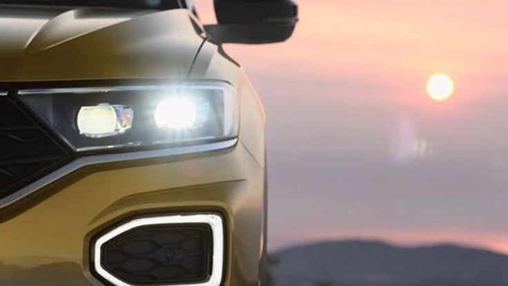 ชมวีดีโอทีเซอร์ Volkswagen T-Roc ใกล้เคียงรถต้นแบบ