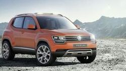 Volkswagen Taigun เปิดตัวที่เดลี ออโต้เอ็กซ์โป เตรียมขึ้นสายการผลิตจริง