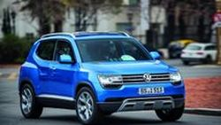 เปิดภาพและวีดีโอเพิ่มเติม Volkswagen Taigun รถอเนกประสงค์ต้นแบบรุ่นเล็ก