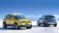 Volkswagen Taigun Concept รถต้นแบบรุ่นเล็ก เผยโฉมครั้งแรกในโลกที่บราซิล