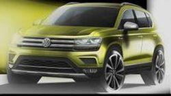 Volkswagen เผยภาพทีเซอร์รถเอสยูวีรุ่นใหม่ พัฒนาในประเทศจีน
