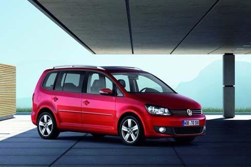 เผยไต๋ Volkswagen Touran รุ่นปี 2014 ไฮเทคขึ้น เบากว่าเดิม ประหยัดน้ำมันยิ่งกว่า