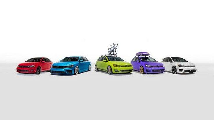 Volkswagen เปิดตัวรถยนต์รุ่นพิเศษ 5 รุ่น เน้นความสดใสโฉบเฉี่ยว