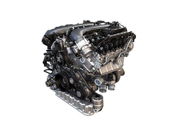 """Volkswagen แนะนำขุมพลังบิ๊กบล็อก W12 TSI อาจใช้ใน """"Bentayga"""""""