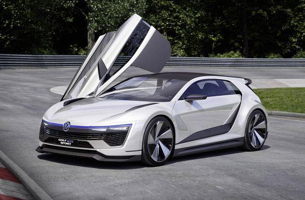 ยลโฉม Volkswagen Golf GTE Sport ตัวถังคาร์บอนไฟเบอร์ ขุมพลังไฮบริด 400 แรงม้า
