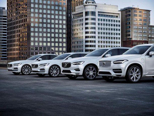 Volvo ได้รับยกย่องจากสหประชาชาติจากแผนพัฒนารถพลังงานทางเลือก
