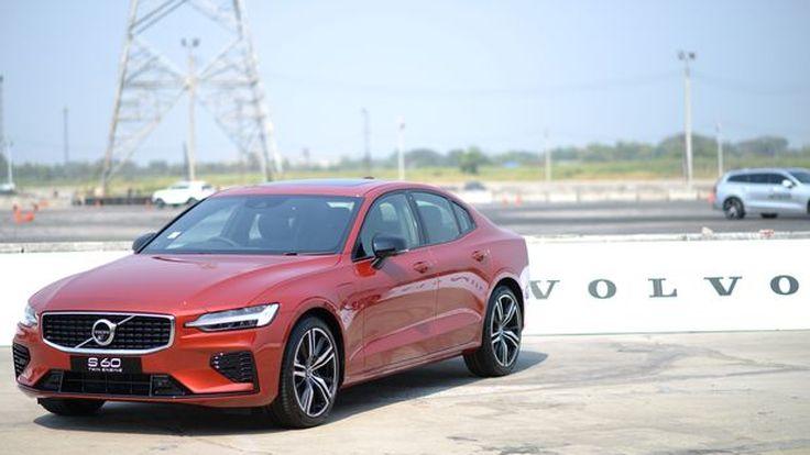 Volvo Driving Experience ทดสอบสมรรถนะครั้งใหญ่ร่วมสุดยอดรถยนต์เพื่อความปลอดภัย