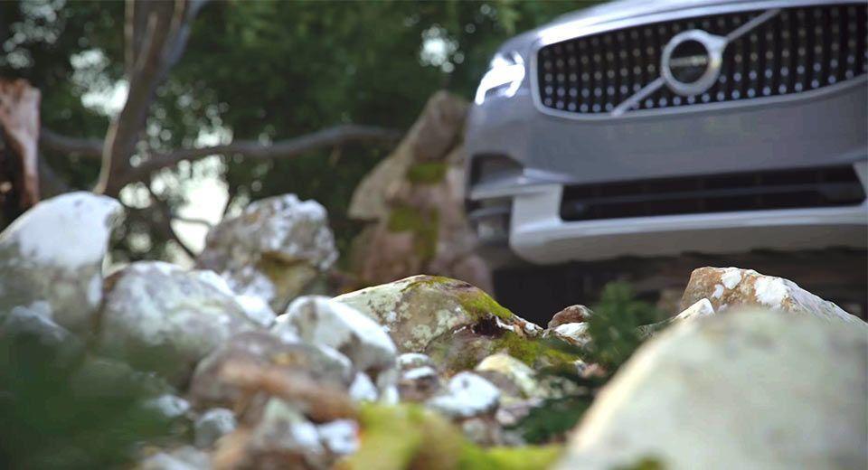 Volvo เผยทีเซอร์ All-New V90 Cross Country เปิดตัวในอีกไม่กี่วันข้างหน้า