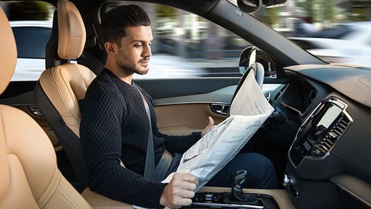 ซีอีโอ Volvo ชี้รถขับขี่อัตโนมัติอาจแพงกว่าปกติ 1 หมื่นเหรียญสหรัฐ