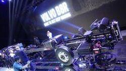 วอลโว่ บัส เปิดตัวแชสซีรุ่นใหม่ล่าสุด B8R พร้อมขุมพลัง V6 ดีเซล 330 แรงม้า แรงบิดมหาศาล 1,200 นิวตันเมตร !!