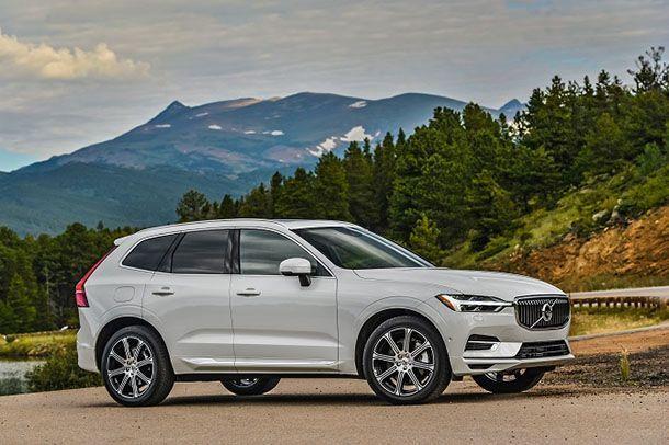 Volvo Cars สร้างสถิติยอดขายสูงเป็นประวัติการณ์