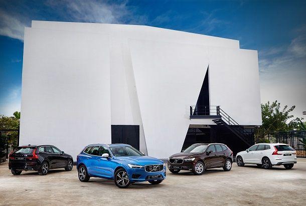 วอลโว่ คาร์ คาดยอดขาย The New Volvo XC60 พุ่ง