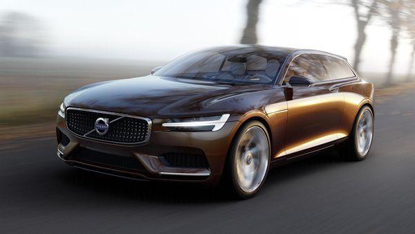 Volvo Concept Estate เผยโฉมอย่างเป็นทางการ สวยล้ำทุกมุมมอง
